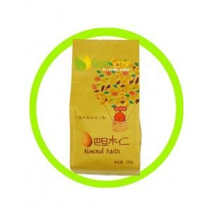 Migdale coapte bee&cherry 200gr